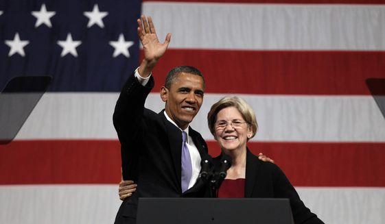 Liz and Barack II